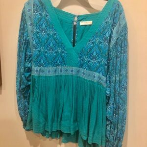 Spell and the Gypsy Jewel Smock Tunic